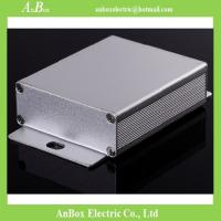 Cheap 64x23.5x75/110mm DIY PCB extruded aluminum boxes wholesale and retail for sale