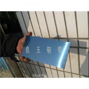 Cheap Blue steel strip for sale