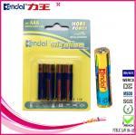 Cheap battery alkaline aaa lr03 am4 aaa 1.5v alkaline battery for sale