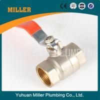 China forged NPT thread brass ball valve ML-2001 on sale