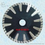 Cheap Continuous Rim Deep Drop T-segmented Turbo Saw Blades - DSSB23 for sale