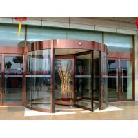 Cheap Factory Supplied Automatic Revolving Doors with competitive price for sale