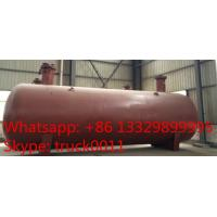 factory price underground 50m3 bulk lpg gas storage tank for sale, CLW brand buried 50m3 lpg gas storage tank for sale