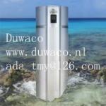 Cheap Dolphin Air Source Heat Pump boiler, heat pump water heater for sale