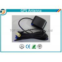 Quality SMA / SMB / BNC Connector GPS External Antenna HI Gain For Vehicle System wholesale