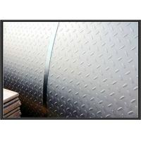 Cheap Hot rolled Mild Steel Diamond Plate Sheet A36 for Non Slip Stair Treads / Checker Plate Flooring wholesale