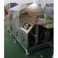 Cheap Salt Spray Test Chamber Cyclic Corrosion Acclerated With ASTM B117 Standard for sale