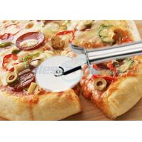 Cheap Round Pastry Stainless Steel Pizza Cutting Knife Multi Functional Heavy Duty wholesale