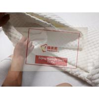 Cheap Cheap Knitted Fabric Mattress Cover invisible zipper for foam mattress for sale