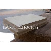 High Density Fire Clay Brick Curve Shaped Thermal Insulating Brick