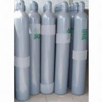 Cheap Helium Gas Cylinder with 150bar/15mPa WP and High Pressure for Industry, Made of Seamless Steel for sale