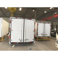 Quality FRP Sandwich Panels Refrigerator Box Truck Body 1.5 - 30ton For Medicine Transportation wholesale