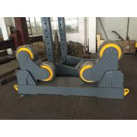 Cheap 50 / 60 Hz Heavy Duty Pipe Roller Stands Drive By 3kw Motor Power for sale