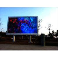 Cheap IP65 P6 Outdoor Billboard Advertising Led Display Screen , RGB Led Video Wall for sale