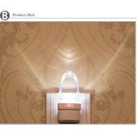 Decorative Plug In Baby Safe Night Light ABS Flame Retardant Material Long Life Time