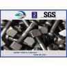 Buy cheap Zinc / HDG Diamond Neck Railway Bolt Rail Track Fish Bolt ASTMA / ASCE from wholesalers