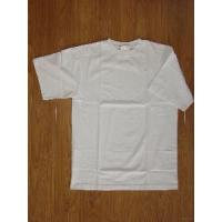China White Color Cotton T Shirt on sale