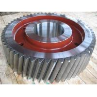 Cheap Gear Forgign For Mining Machinery, Material 4340, Hardness 55-63HRC for sale