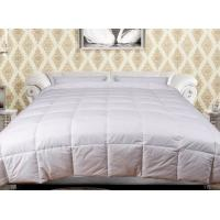 China Cheap luxury feather patchwork quilt on sale