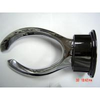 Cheap OEM High Polishing Die-casting Parts Chrome Plated Zinc Alloy Cast for sale