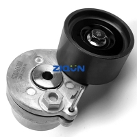 China Truck Belt Replacement 1023010C36D FAW Belt tensioner Pulley on sale