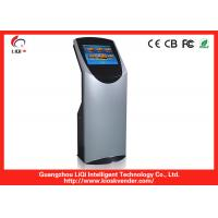 Buy cheap Two Points IR Touch Interactive Self Service Information Kiosk For Airport from Wholesalers