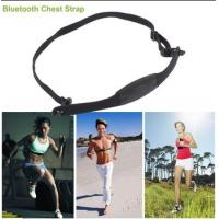 Cheap Outdoor Fitness Bluetooth 4.0 Wireless Heart Rate Monitor Smart Sensor Chest Strap Devices for sale