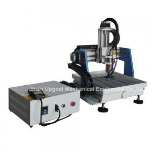 Cheap Desktop 360*360mm Mini CNC Metal Carving Machine with DSP Control for sale