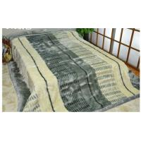 Cheap Home Mink Blanket Antistatic Blanket With Double Printed 200X240CM for sale