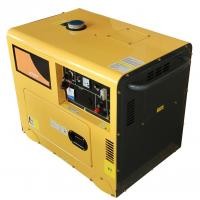 Cheap Rated power 6kw silent diesel generator for sale for sale