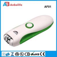 Cheap electric body & face hair remover lady epilator for sale