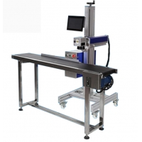 China High accuracy carbon dioxide laser marking/engraving machine for carving wood/rubber/leather/jewellery on sale