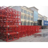Cheap Mast Building Construction Material Lifting Hoist Parts Customized Color  Painting for sale
