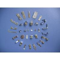 China Nickel Plated / Polishing Steel Stamping Parts , Small Metal Stampings OEM ODM on sale