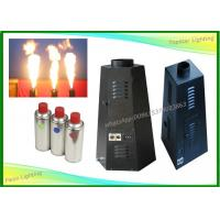 China Wire / Wireless Control Nature Flame Effect Machine Single Color Each Time on sale
