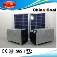 Quality 5w solar Panel small size portable solar powered home generators wholesale