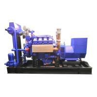 Buy cheap ISO 160kW 200kVA 50/60 Hz natural gas generator set with Deutz engine from wholesalers