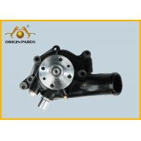 Cheap Iron Shell Water Pump 1136108190 Diesel Engine For ISUZU FSR With Sliver Pipe for sale