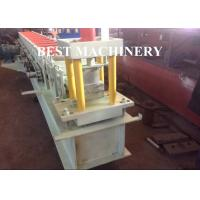 Cheap PPGI Steel Shutter Rolling Door Roll Forming Machine PLC Control System for sale
