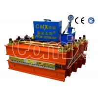 Cheap Rubber Conveyor Belt Splicing Hydraulic Vulcanizing Machine Small Volume For Material Cement for sale