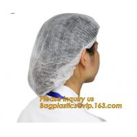 Cheap Non Woven Clean Room Products medical Disposable Surgical Bouffant Cap 21 24,Dustproof For Restaurant Medical Surgical for sale