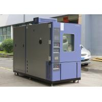 Buy cheap Stainless Steel Water Cooled ESS Chamber with Standard Humidity Control Range from wholesalers