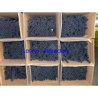 Cheap Black Plastic Rubber Foam Insulation Tubes For Air Duct And Hot Water Pipeline for sale