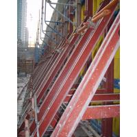 Cheap Single-side Bracket Concrete Wall Formwork for concreting retaining wall for sale