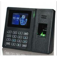 China New Model Fingerprint Time Attendance with Built-in Software  Bio-H9 on sale