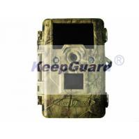 Cheap Waterproof 1080P HD 3G Trail Camera / Infrared Digital Scouting Camera for sale