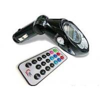 China Car Mp3 Player, Car Fm Transmitter on sale