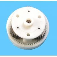 Cheap Plastic injection mold with PA66 material, the parts is gear motor for sale
