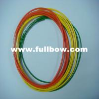 Buy cheap pvc electric insulation sleeves for electrics componet from wholesalers