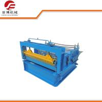 China PPGI / GI Steel Flat Coil Cut To Length Line Machine For Roof Panel 8-12m/Min Speed on sale